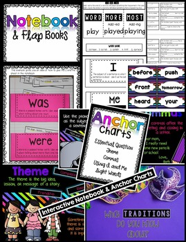 1st Grade Reading Wonders Supplement {Unit 6, Week 4}