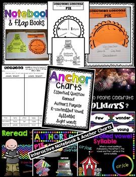 1st Grade Reading Wonders Supplement {Unit 6, Week 5}