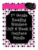 1st Grade Reading Wonders Unit 3 Week 2 Centers Pack!