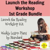 1st Grade Reading Workshop Growing Bundle