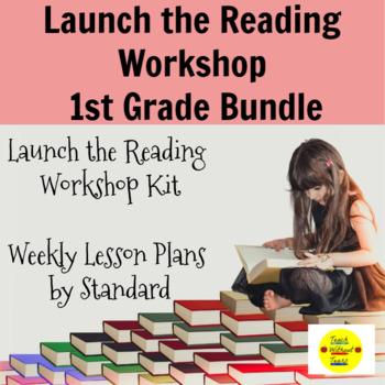 1st Grade Reading Workshop Growing Bundle