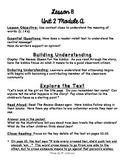 1st Grade ReadyGEN Unit 2 Module A Lesson 8 Outline