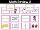 1st Grade End of Year Review Fluency & Fitness Brain Breaks