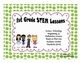 1st Grade STEM Science Ohio New Learning Standards