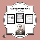 1st Grade: Sam Houston
