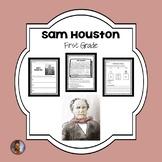 1st Grade: Sam Houston