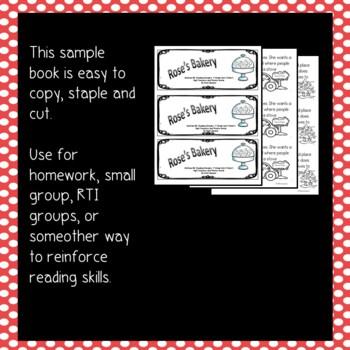 1st Grade Sample Mini Book McGraw Hill Wonders Unit 3 Week 5