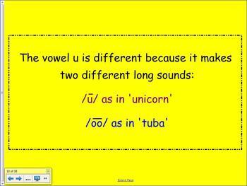 1st Grade Saxon Phonics Lesson 37 Letter U
