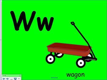 1st Grade Saxon Phonics Lesson 38 Letter W