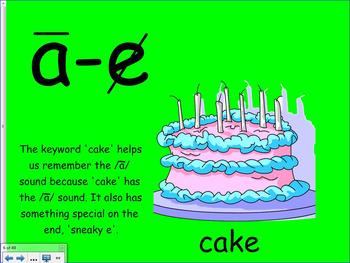 1st Grade Saxon Phonics Lesson 41 a consonant e; spelling with ke
