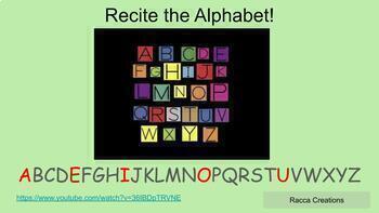 1st Grade Saxon Phonics Lessons 6-9 Google Slides