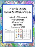 1st Grade Science - Animal Characteristics