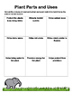 1st Grade Science Assessment Set