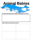1st Grade Science Assessment Set