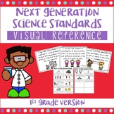 1st Grade  Science I Can Statements (Next Generation Science Standards)