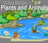 SMARTboard: 1st Grade Science: Plants and Animals
