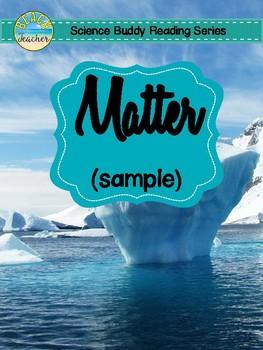 1st Grade Science Reader's Theater: Matter (SAMPLE)