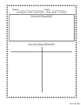 [Grade 1] Science - Rocks, Sands, Soils - Notebook - Graphic Organizers