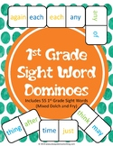 1st Grade Sight Word Dominoes