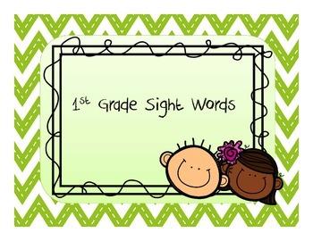 1st Grade Sight Word List