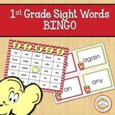 1st Grade Sight Words Bingo Popcorn