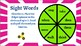 Word Work-1st Grade Sight Words Fidget Spinner Game Boards