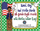 1st Grade Sight Words with Martin Luther King, Jr. - Read,