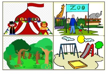 1st Grade Sight Words Setting Picture Matching (20 Short Stories)