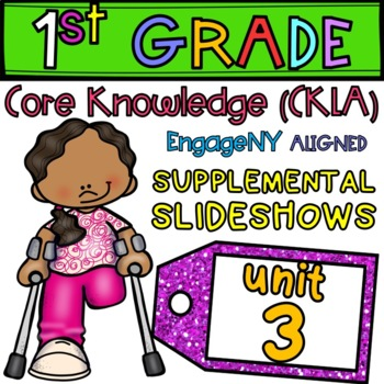 1st Grade Skills PowerPoints, Unit 3 (ALIGNED to EngageNY CKLA)