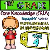 1st Grade Skills PowerPoints, Unit 4 (ALIGNED to EngageNY CKLA)