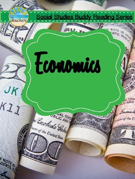 1st Grade Social Studies Buddy Reading: Economics