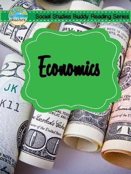 Social Studies Buddy Reading: Economics