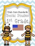 1st Grade Social Studies Utah Core Standards