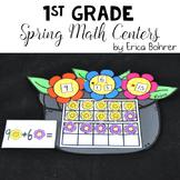 Spring Math Centers: 1st Grade