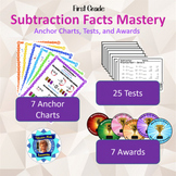 1st Grade Subtraction Facts Mastery