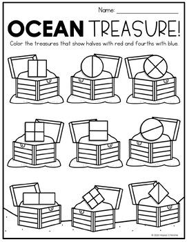 1st Grade Summer Math Review