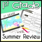 Summer Packet 1st to Second Grade