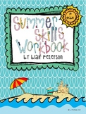 1st Grade Summer Skills Workbook: Common Core Review