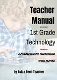 1st Grade Technology Curriculum: 32 Lessons