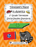 "1st Grade Tennessee Social Studies Standards ""I Can"" Statements from 2014!"
