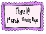 1st Grade, Theme 10 Literacy By Design Graphic Organizers
