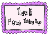 1st Grade, Theme 15 Literacy By Design Graphic Organizers
