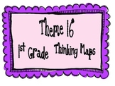 1st Grade, Theme 16 Literacy By Design Graphic Organizers