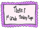 1st Grade, Theme 8 Literacy By Design Graphic Organizers