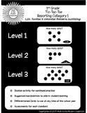 1st Grade Tic-Tac-Toe 1.2A- Familiar and Unfamiliar Patter