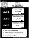 1st Grade Tic-Tac-Toe 1.2D- Generating Numbers