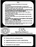 1st Grade Tic-Tac-Toe Rep.Cat. 1- Numerical Representation