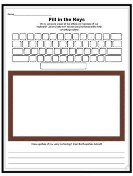 1st Grade Typing Curriculum