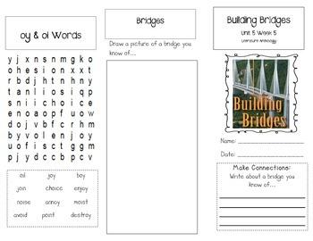 1st Grade UNIT 5 WEEK 5-Build It: Brochure Bundle McGraw H