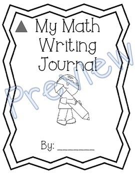 1st Grade Unit 3 Math Expressions Writing Journals